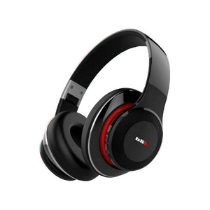 Foldable Headphones with Bluetooth BSL CBSL-15 Black-Universal Store London™