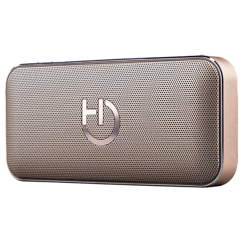 Bluetooth Speakers Hiditec SPBL10001 HARUM ST 2.0 10W RMS SD+PW BT 4.1 Golden-Universal Store London™