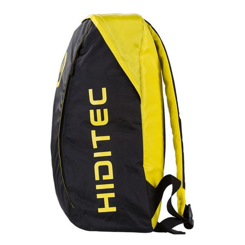 Laptop Backpack Hiditec BACK10000 15.6'''' Black Yellow-Universal Store London™
