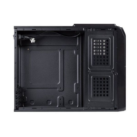 Micro ATX/ITX Midtower Case Hiditec CHA010020 Black-Universal Store London™