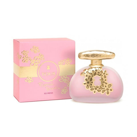 Women's Perfume Floral Touch So Fresh Tous EDT (100 ml)-Universal Store London™