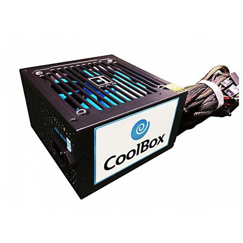 Image of Gaming Power Supply CoolBox COO-PWEP500-85S 500W-Universal Store London™