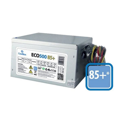 Power supply CoolBox COO-FA500E85 300W-Universal Store London™