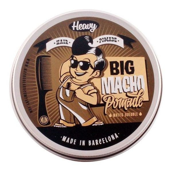 Strong Hold Hair Spray Big Macho The Macho Beard Company-Universal Store London™