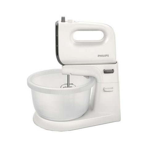 Mixer-Kneader with Bowl Philips HR3745/00 3 L White-Universal Store London™