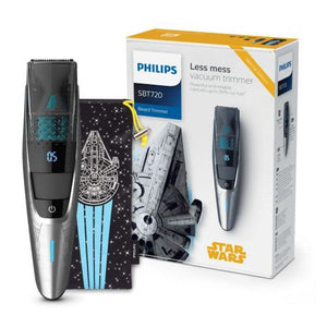 Electric Shaver Star Wars Philips SBT720/15 Black Silver-Universal Store London™