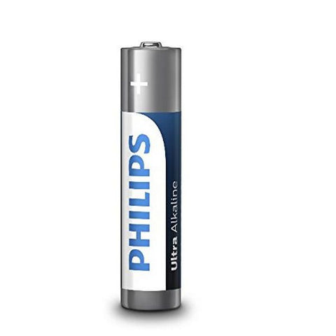 Image of Alkaline Batteries Philips LR03 AAA LR03 (4 pcs)-Universal Store London™
