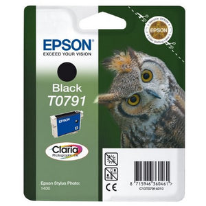 Original Ink Cartridge Epson T0791 Black-Universal Store London™