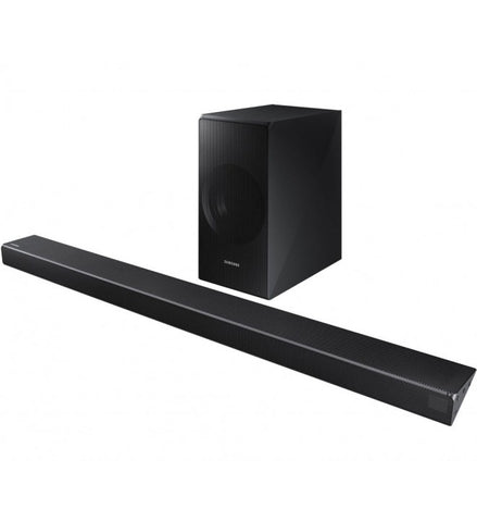 Wireless Sound Bar Samsung HWN650 4K Bluetooth 360W Black-Universal Store London™