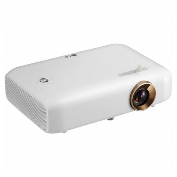 "Projector LG PH550G 550 lm 25-100"" Bluetooth Miracast HD Ready White-Universal Store London™"