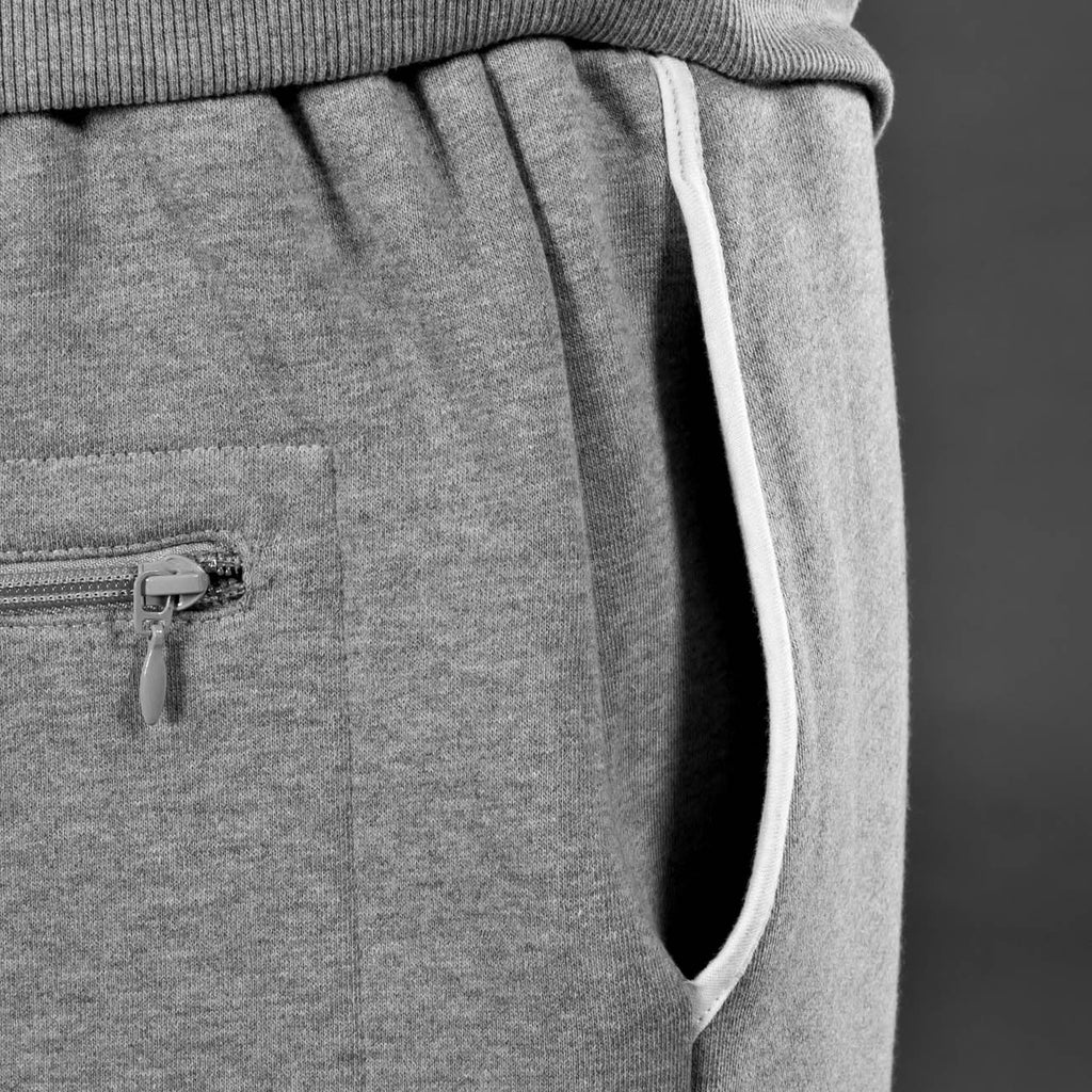 Dangerous DNGRS / Suits Sweat in grey-Universal Store London™