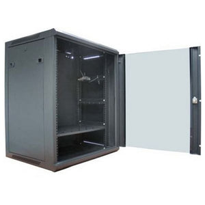 Wall-mounted Rack Cabinet Monolyth WM6609 202010 9 U 600 x 600 mm-Universal Store London™