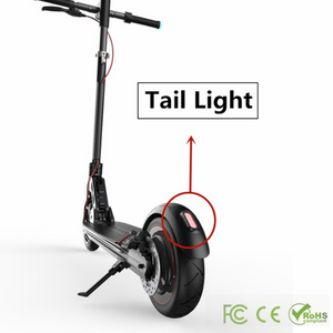 Electric Kick Scooter Invictus RDR-T2 with removable Lithium Battery