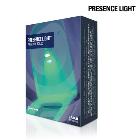Image of Presence Light Illuminator for Toilets-Universal Store London™