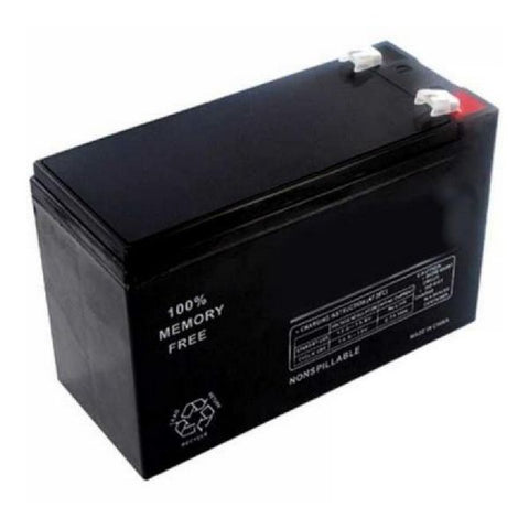 Salicru Battery for Slc-3000 Twin 12Vcc 7Ah-Universal Store London™