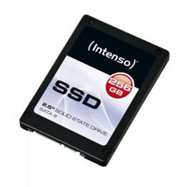 "Hard Drive INTENSO 3812440 SSD 256 GB 2.5"" SATA3-Universal Store London™"