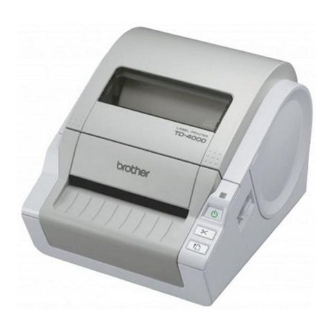 USB / Serial Label Printer Brother TD4000ZX1-Universal Store London™
