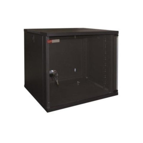 Wall-mounted Rack Cabinet WP WPN-RWA-06604- 6 U 540 x 450 x 310 mm Black-Universal Store London™
