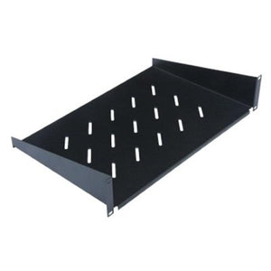Fixed Tray for Rack Cabinet WP WPN-AFS-21035- 1 U 350 mm Black-Universal Store London™