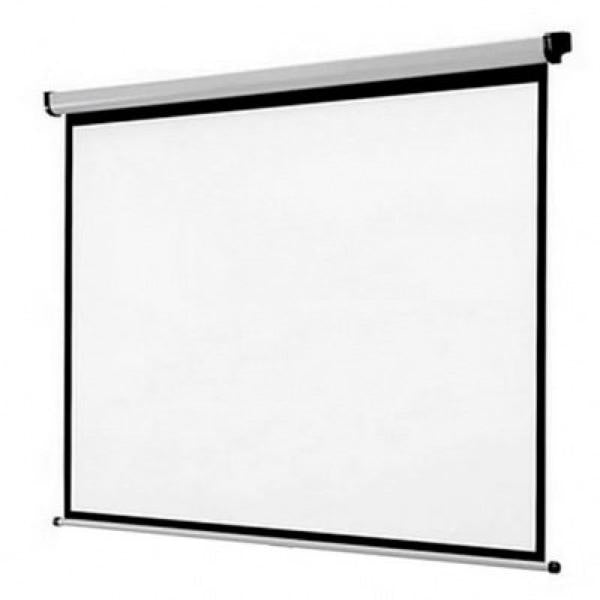 Wall Screen approx! appP200 (200 x 200 cm)-Universal Store London™