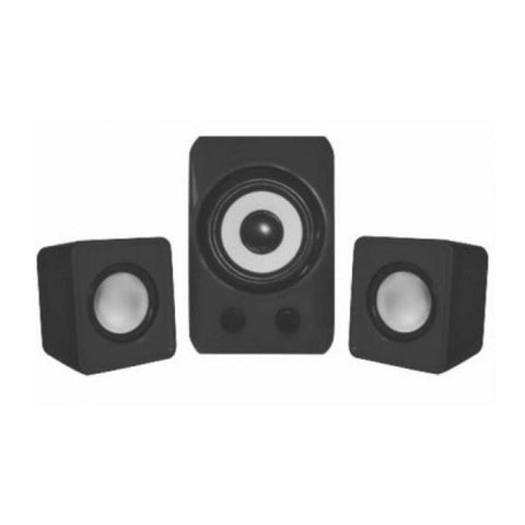PC Speakers approx! APPSP21M 10W Black-Universal Store London™