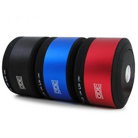 Image of Portable Bluetooth Speakers 3GO TEMPOBK 3W Micro SD Black-Universal Store London™
