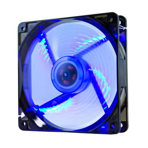 Box Ventilator NOX NXCFAN120LBL Cool Fan 12 cm LED Blue-Universal Store London™