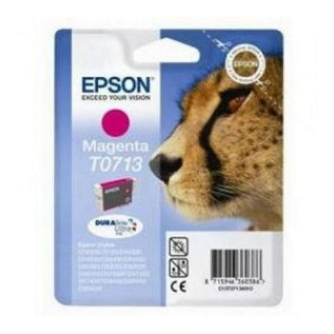 Original Ink Cartridge Epson C13T071340 Magenta-Universal Store London™