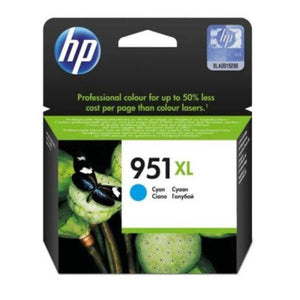 Original Ink Cartridge Hewlett Packard CN046A Cyan-Universal Store London™