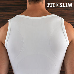 Fit X Slim Reducing Undershirts for Men (pack of 2)-Universal Store London™