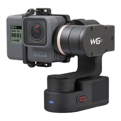 FeiyuTech WG2 IP67 Waterproof Wearable Gimbal for GoPro Hero5/4 and Similar Size Cameras