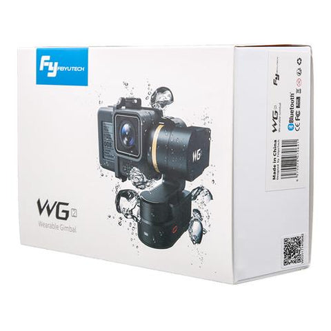 FeiyuTech WG2 IP67 Waterproof Wearable Gimbal for GoPro Hero5/4 and Similar Size Cameras-Universal Store London™