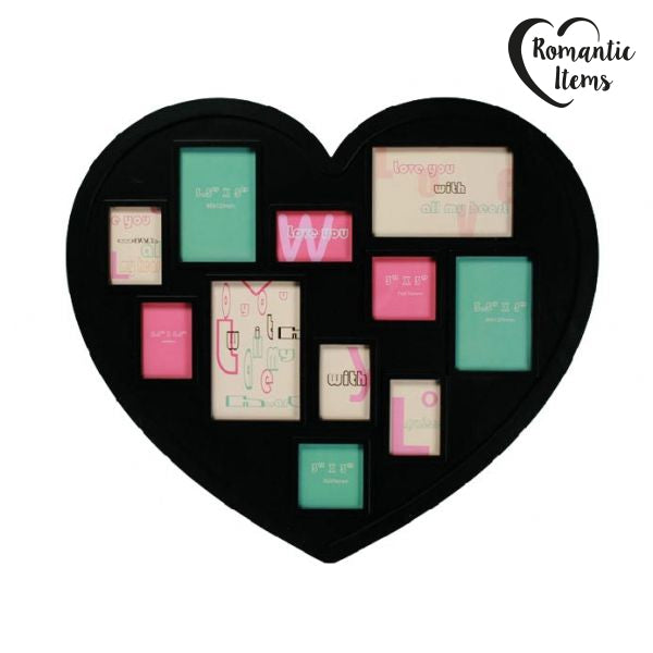 Heart Photo Frame (11 Photos)-Universal Store London™
