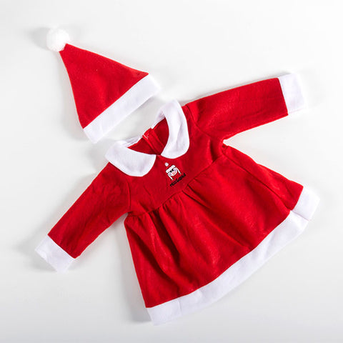 Image of Father Christmas Children's Costume-Universal Store London™