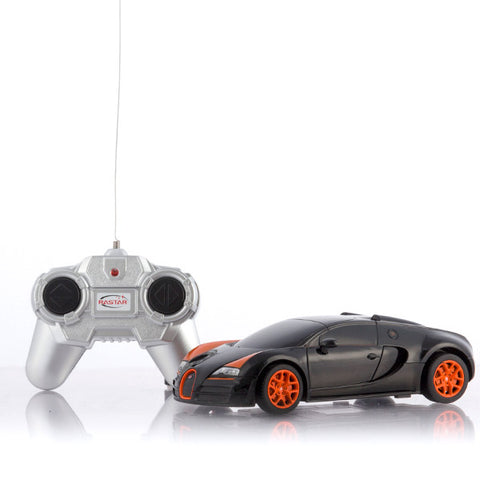 Image of Bugatti Veyron 16.4 Grand Sport Vitesse Remote Control Car-Universal Store London™