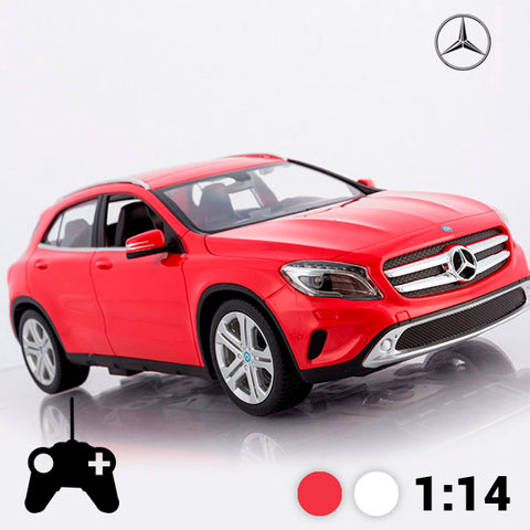 Image of Mercedes-Benz GLA-Class Remote Control Car-Universal Store London™