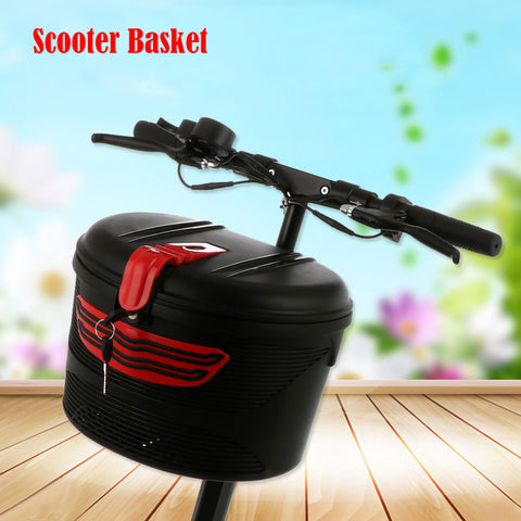 CHAYTON Locking Cargo Box Scooter Storage Compartment-Universal Store London™