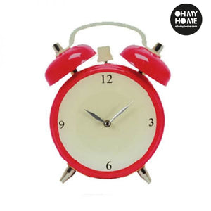 Alarm Clock Glass Wall Clock-Universal Store London™