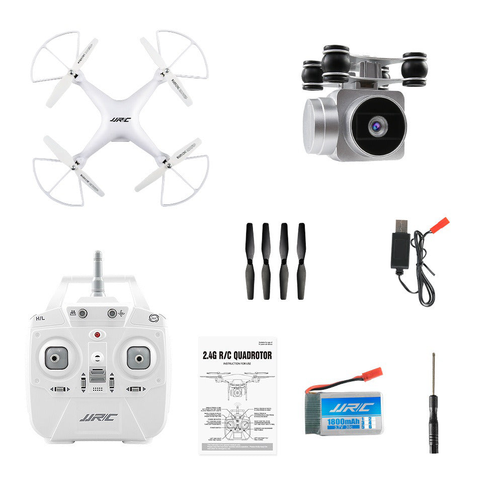 JJRC H68 Bellwether WiFi FPV with 2MP 720P HD Camera 20-minutes Long Flight Time RC Drone-Universal Store London™