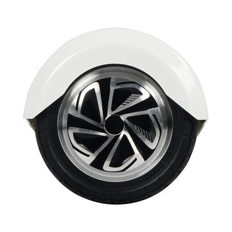 Megawheels TW02-1 8-Inch Hoverboard White + Blue-Universal Store London™