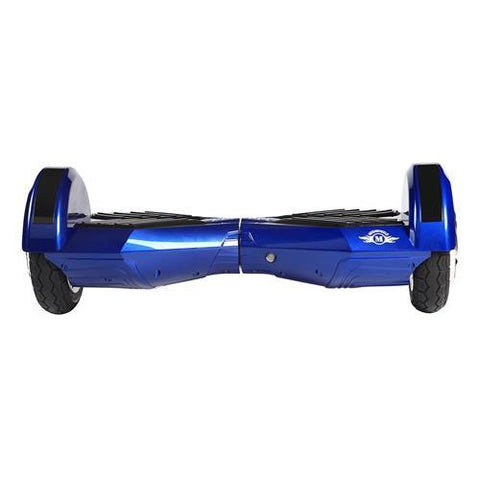 Megawheels TW02-1 8-Inch Hoverboard Blue + Black-Universal Store London™