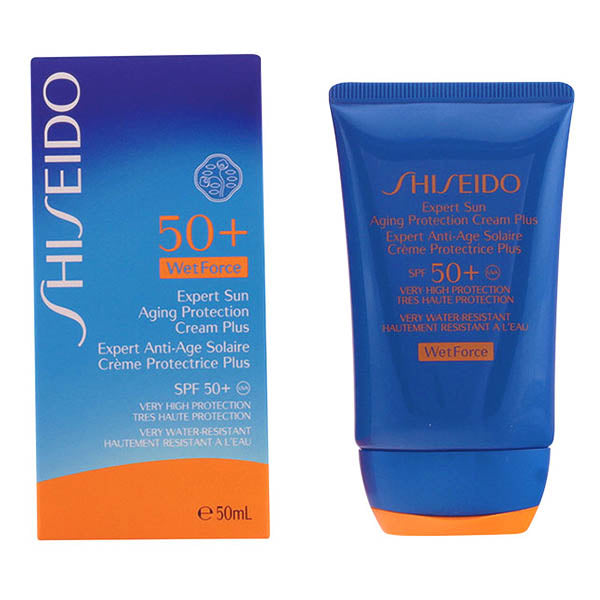 Shiseido - EXPERT SUN AGING PROTECTION cream plus wet force 50 ml-Universal Store London™