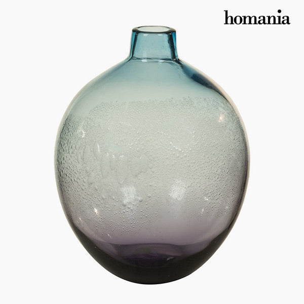 Vase Crystal (22 x 22 x 28 cm) - Pure Crystal Deco Collection by Homania-Universal Store London™