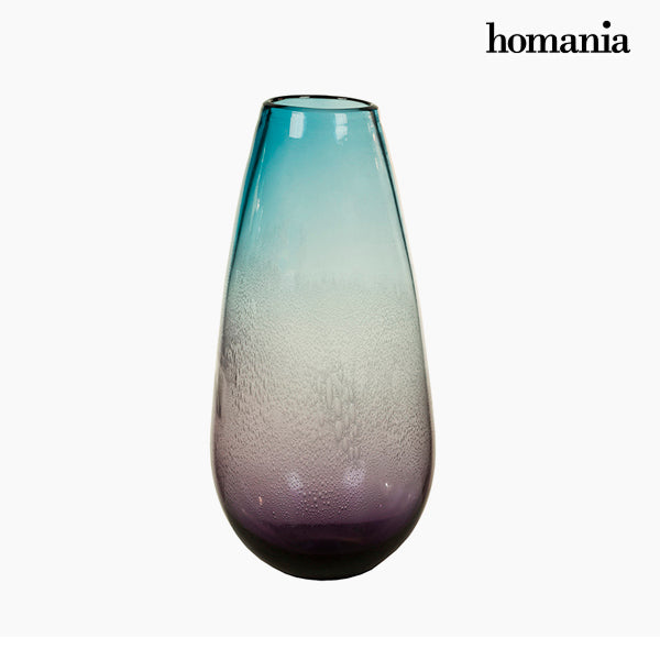 Vase Crystal (18 x 18 x 37 cm) - Pure Crystal Deco Collection by Homania-Universal Store London™
