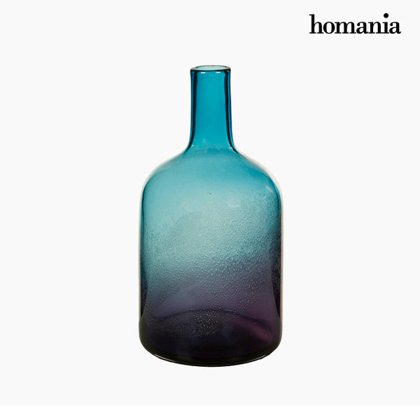 Vase Crystal (17 x 17 x 35 cm) - Pure Crystal Deco Collection by Homania-Universal Store London™