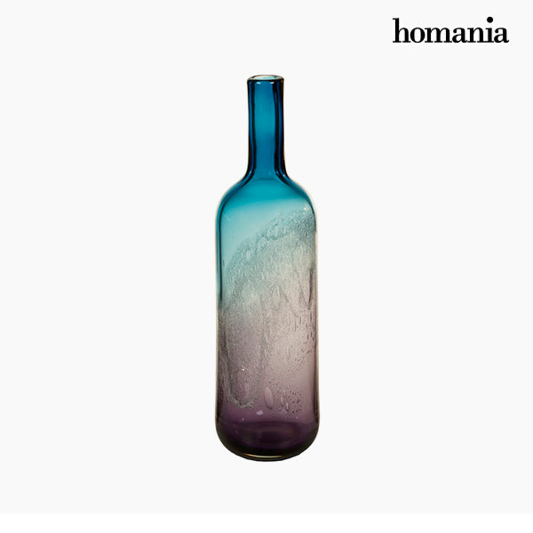 Vase Crystal (11 x 11 x 44 cm) - Pure Crystal Deco Collection by Homania-Universal Store London™