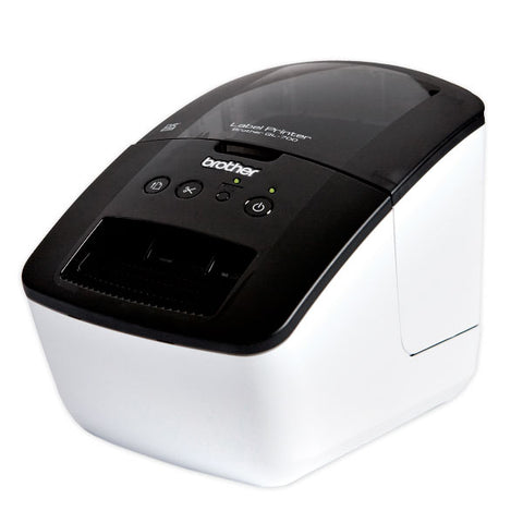 Label Printer Brother QL700ZX1-Universal Store London™