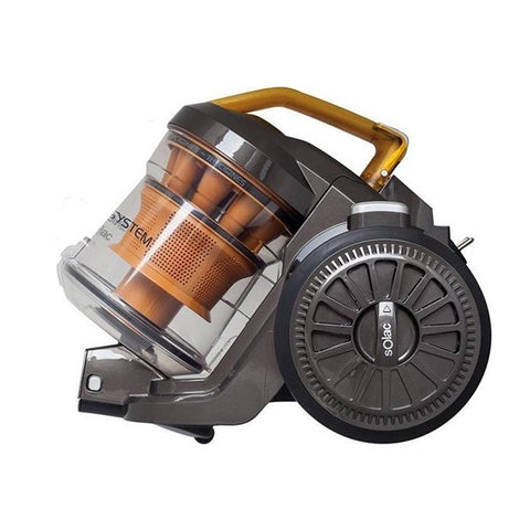 Image of Multi-Cyclonic Vacuum Cleaner Solac AS3252 3 L 800W 80 dB (A) Orange Black-Universal Store London™