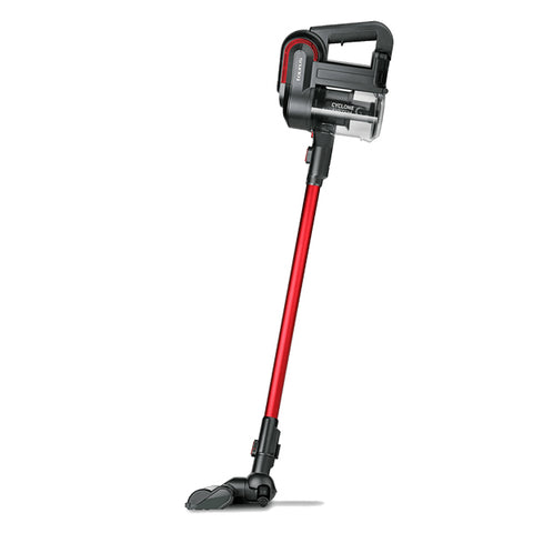 Electric brooms and handheld vacuum cleaners Taurus 224293 0,65 L 22,2 V 78 dB Black Red-Universal Store London™