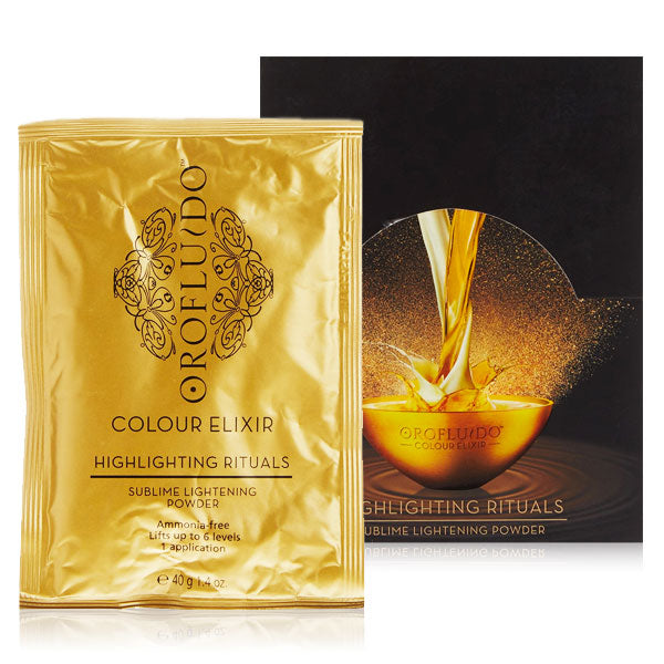 Orofluido - OROFLUIDO HL rituals lightening powder 8 x 40 gr-Universal Store London™